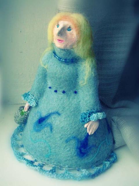 Зимняя ведьма