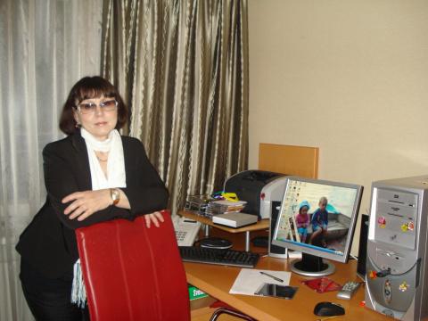 Евгения Яковишина (Гадаева)