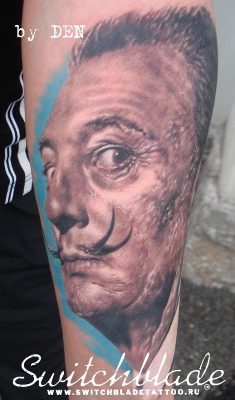 Татуировки из фото галереи салона Москвы ТатуТаймс