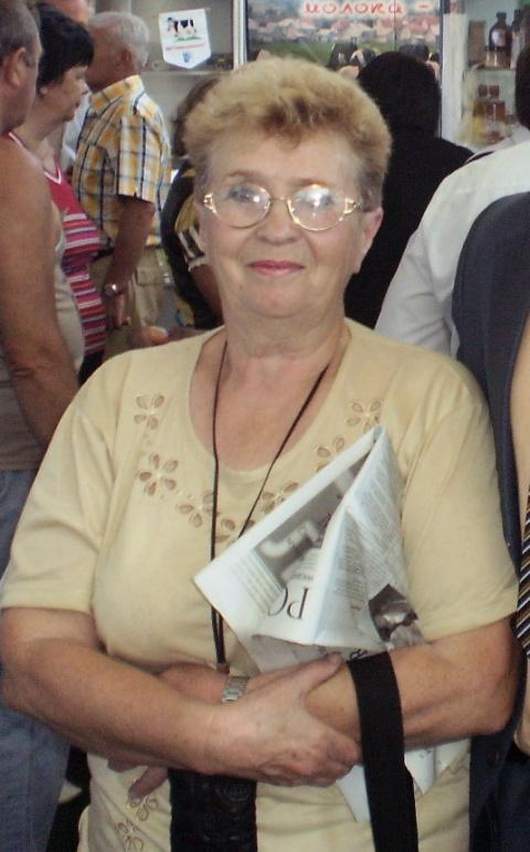 Людмила Колосова (Калужская)