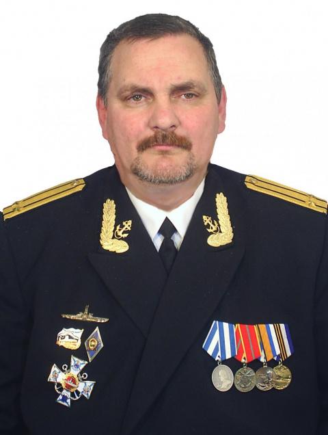 Михаил Чалый