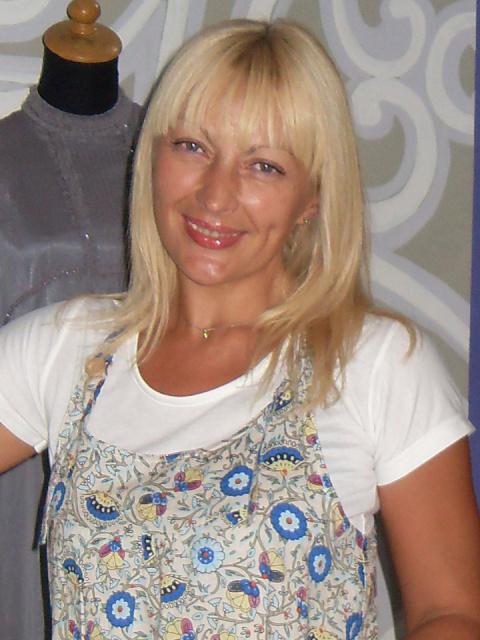 Марина Баранова (Кривошеина)