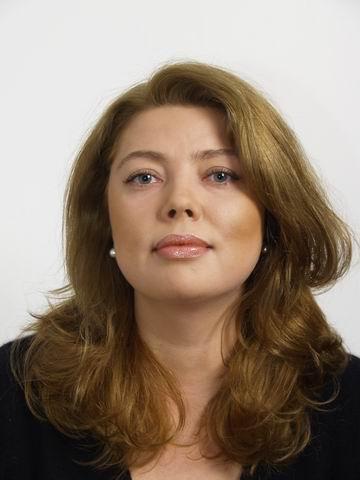 Элина Воронова