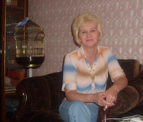 Валентина Трефилова