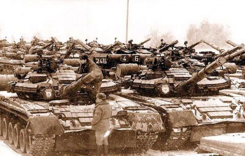 Вывод войск из Германии