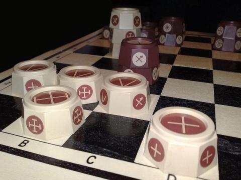 Таврели - Славянские трёхмерные шахматы