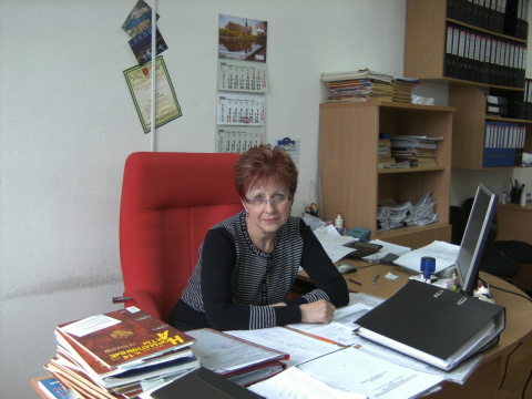 Галина Сенюкова
