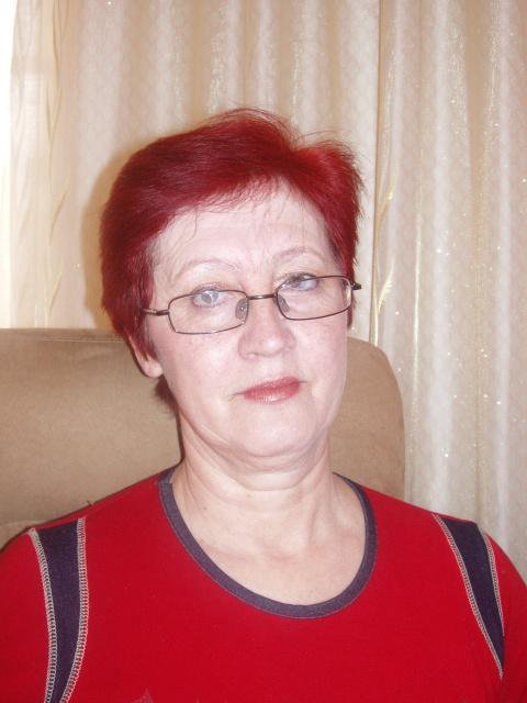 Людмила Киреева (Ковалёва)
