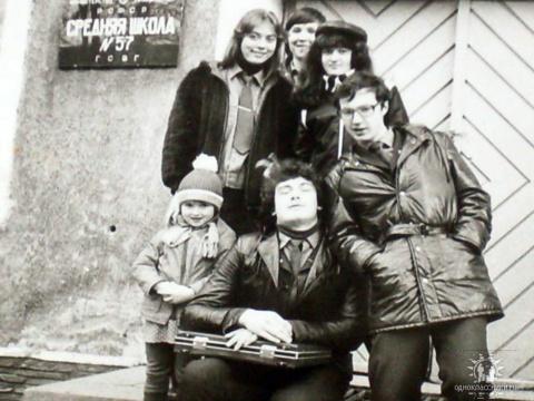 Выпуск 1982
