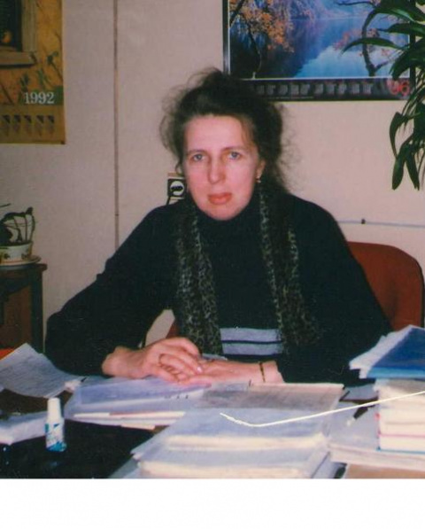 Наталия Волкова (Бойцова)