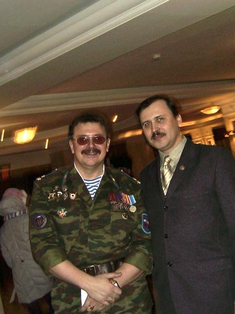 Мы с Юрой Слатовым