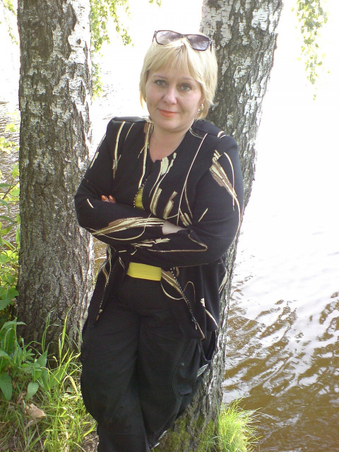 Людмила Матягина