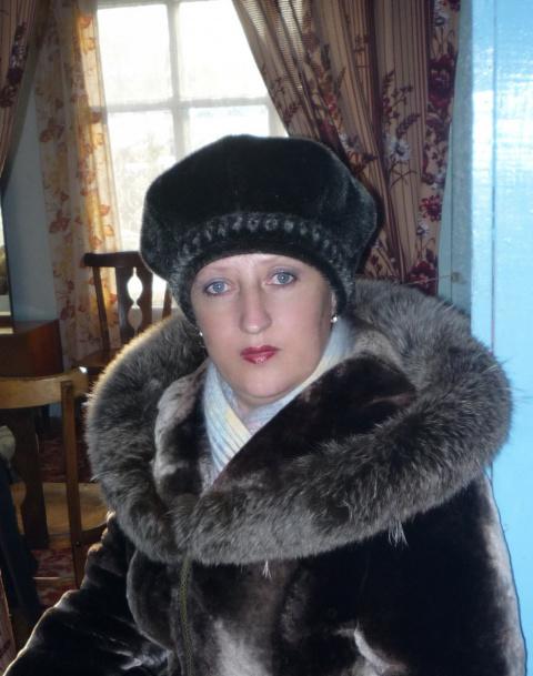 Ольга Колбасова (Палкина)