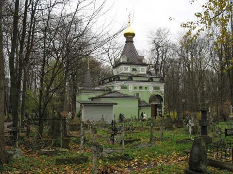 храм св.блж.Ксении Петербургской