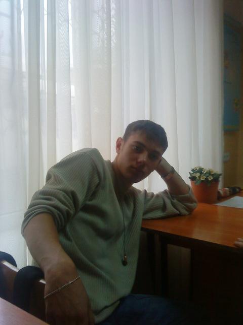 Пашка Музалевский