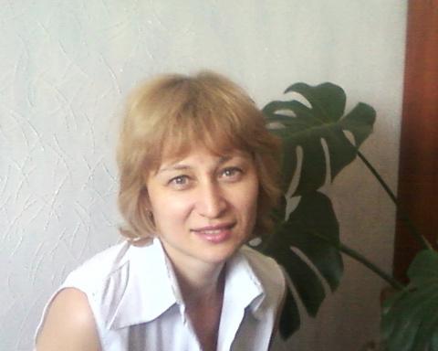 Любовь Мерецкая