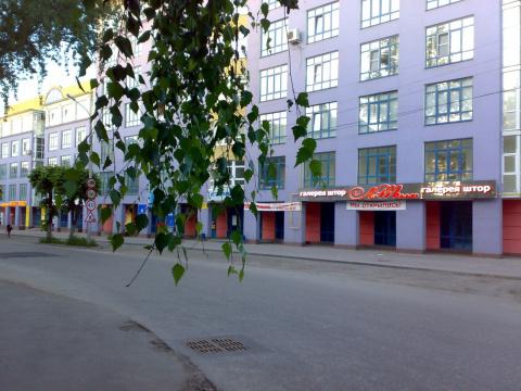 На ул.Чкалова