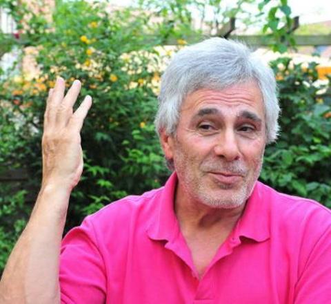 Гойко Митич в августе  2009.г.