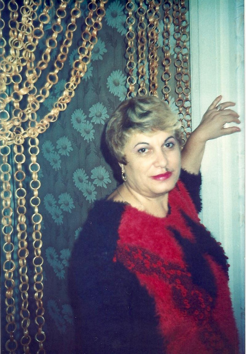 Лейла Багдасарян