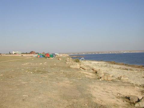 Продается земельный участок площадью 5,7 га в Крыму