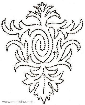 Вышевка бисером на ткани
