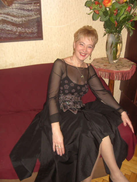 Людмила Дубровина (Жидкова)