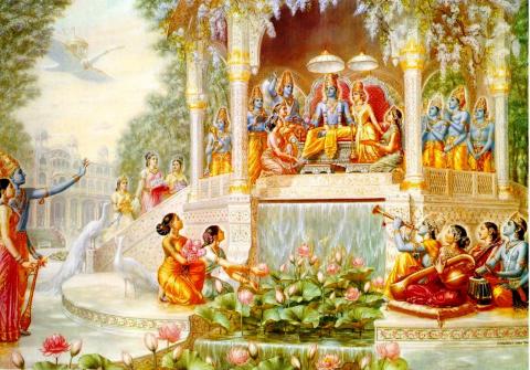 Вайкунтха - духовный мир