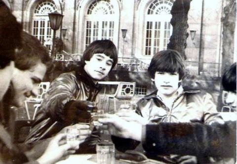 Дрезден.Выпуск 1983