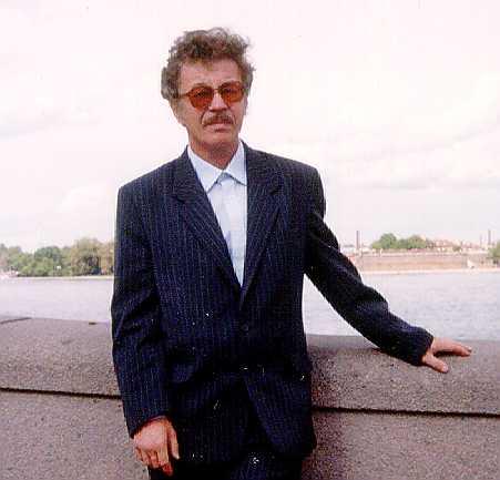 Александр Владимирович Олешкевич