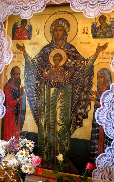 Иконы Стефановской церкви