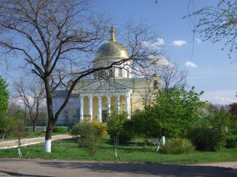 Свято-Преображенский собор в Болграде, Одесская область