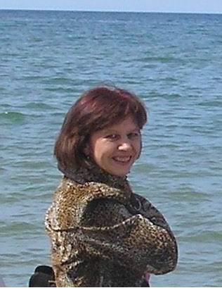 Лариса Головина (Сафонова)