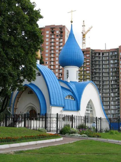 храм св.прв.Иоанна Кронштадского
