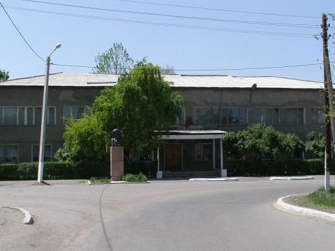 Районная библиотека имени  Джамбула