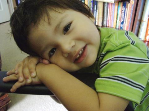 Внук Алеша