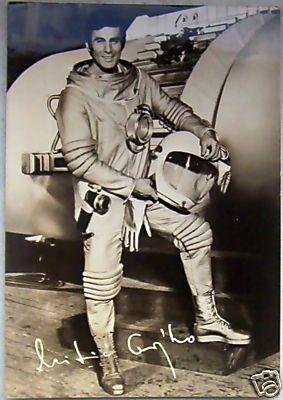 Гойко Митич в роли космонавта