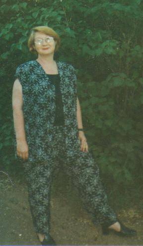 Людмила Терешкова (Карташева)