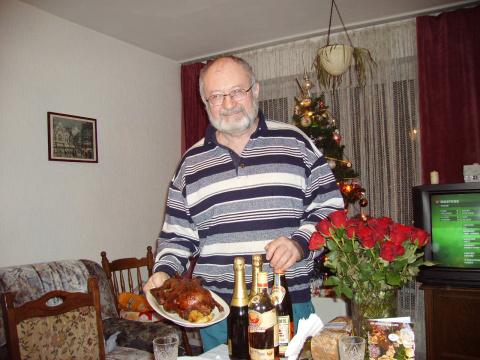 Виктор Жoрновский