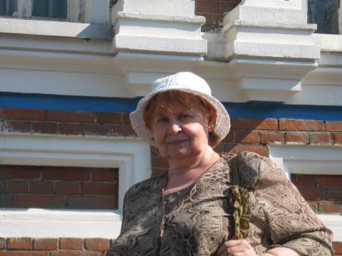 Нина Филоненко-Чоповс