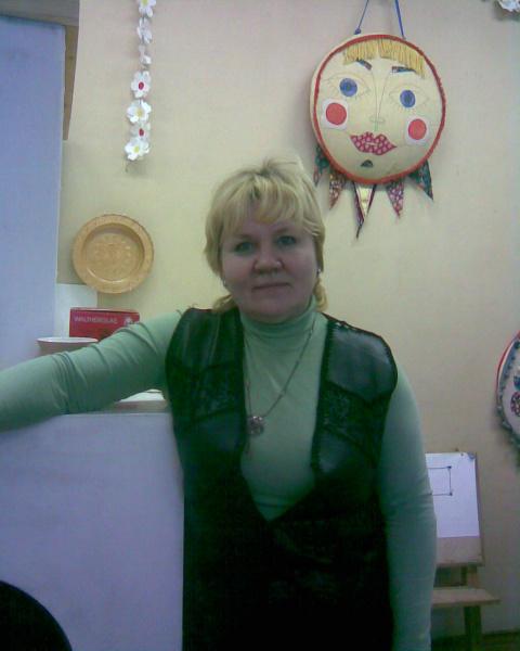 Наталья Рыбак (Костюкова)
