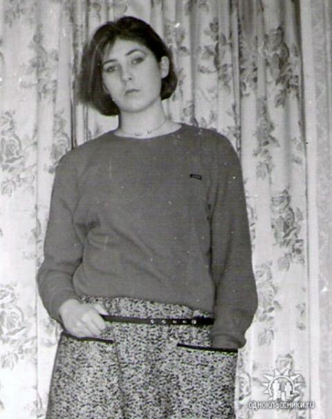 Наташа Полегешко