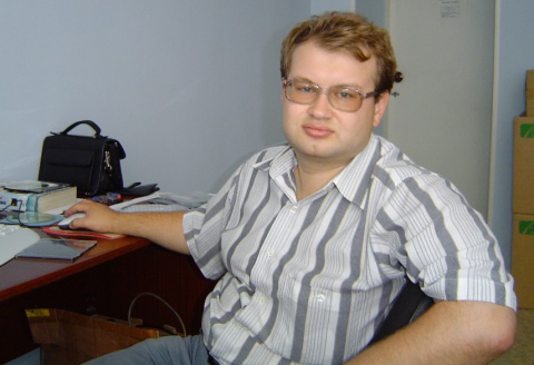 Николай Торопецкий