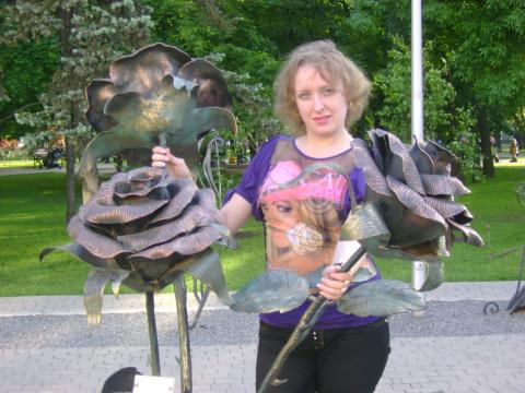 Юлия Кондрашова