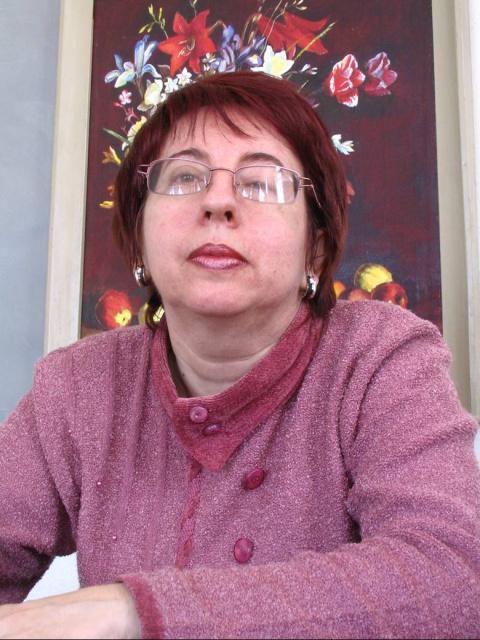 ЕЛЕНА Михайлова (Коробкина)