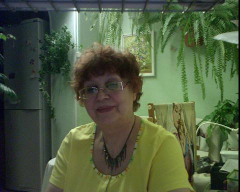 Людмила Белоглазова (Малова)
