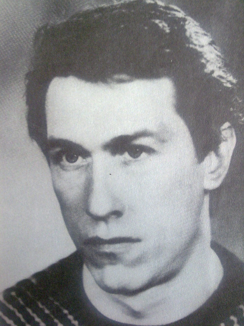 Сергей Фролов. Балашихинский.