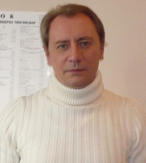 Yuri Reznikov