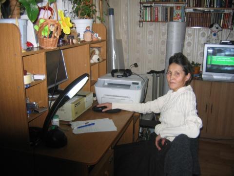 Роза Михайлова (Семенова) (личноефото)