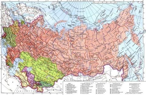 СССР - Наши Земли, Приемственность Империи