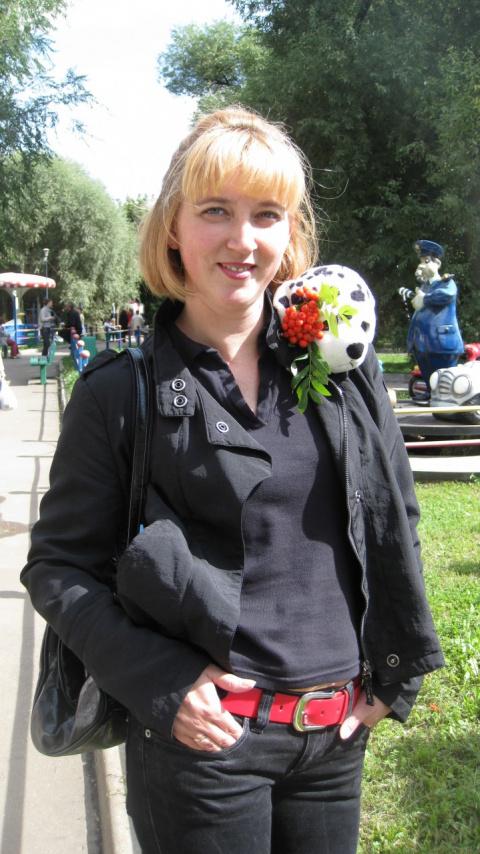Ира Подосенова (Леонова)